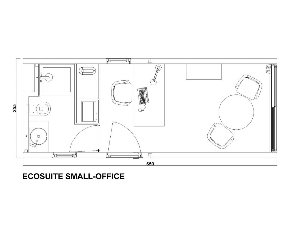 EcoSuite Small Office by Argenti e Biolam Italia