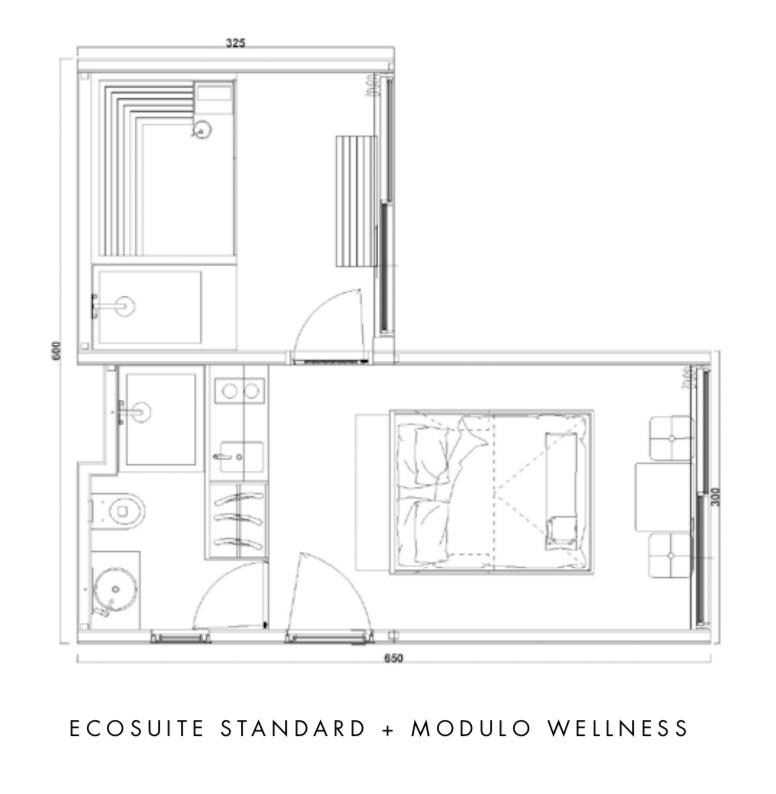 EcoSuite Wellness by Argenti e Biolam Italia