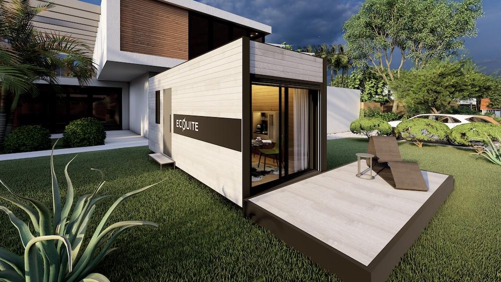 EcoSuite Small Studio by Argenti e Biolam Italia