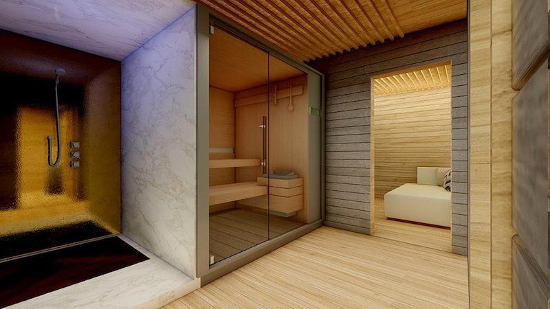 EcoSuite by Argenti e Biolam Italia - Sauna Spa